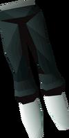 Antisanta pantaloons detail