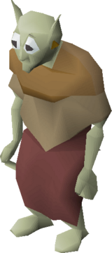 Cave goblin (Red skirt)