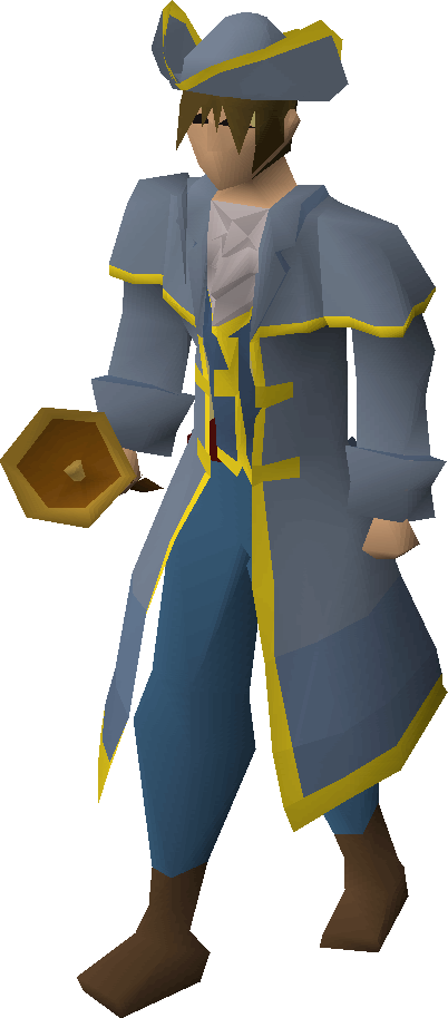 Crier Outfit Old School Runescape Wiki Fandom Powered By Wikia