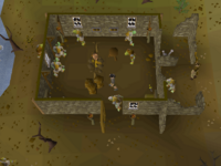 Cryptic clue - search boxes goblin house lumbridge