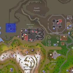 Tenzing map