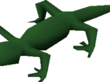 Swamp lizard (Hunter)
