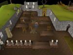 Emote clue - headbang fight arena pub