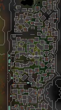 Lament of Meiyerditch (music track) map