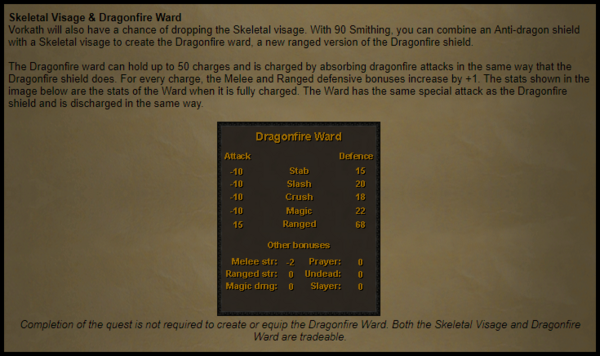 Poll Blog- Vorkath Uniques, Dragon Items and More! (3)