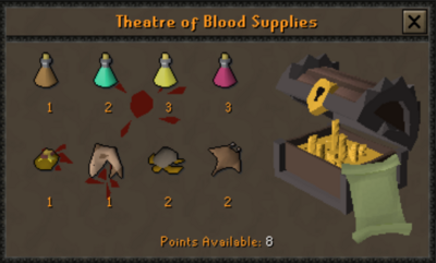 Theatre of Blood Changes & Deadman Summer Finals (4)