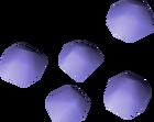 Golpar seed detail