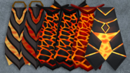 Infernal cape concept