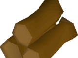 Maple logs