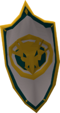 Runefest shield detail