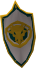 Runefest shield detail