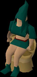 High Priestess Zul-Harcinqa