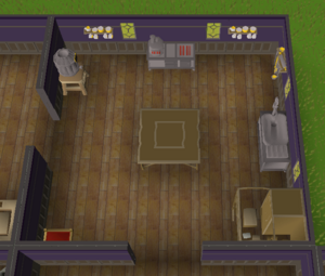 Kitchen built