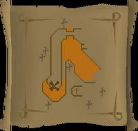 Map clue Lava chaos altar