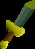 Adamant dagger(p) detail