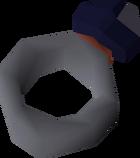 Ring of stone detail