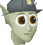 Cave goblin miner chathead