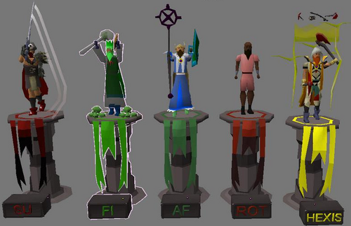Clan Cup Statues (1)