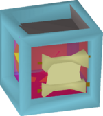 Clue box detail
