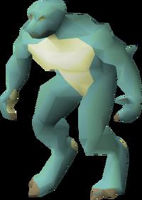 Corrupt Lizardman