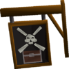 Dead Man's Chest sign