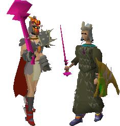 Elder Beta & Barbarian Assault (1)