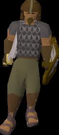 Guard (Desert Mining Camp) (bronze helm)
