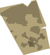 Map parts Thalzar detail