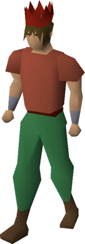 File:Red partyhat equipped.png