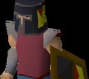 Black shield (h5)