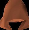 Castlewars hood (Zamorak) detail