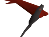 Infernal pickaxe