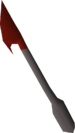 Dragon harpoon detail