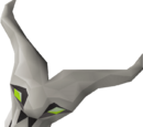 Skeletal visage