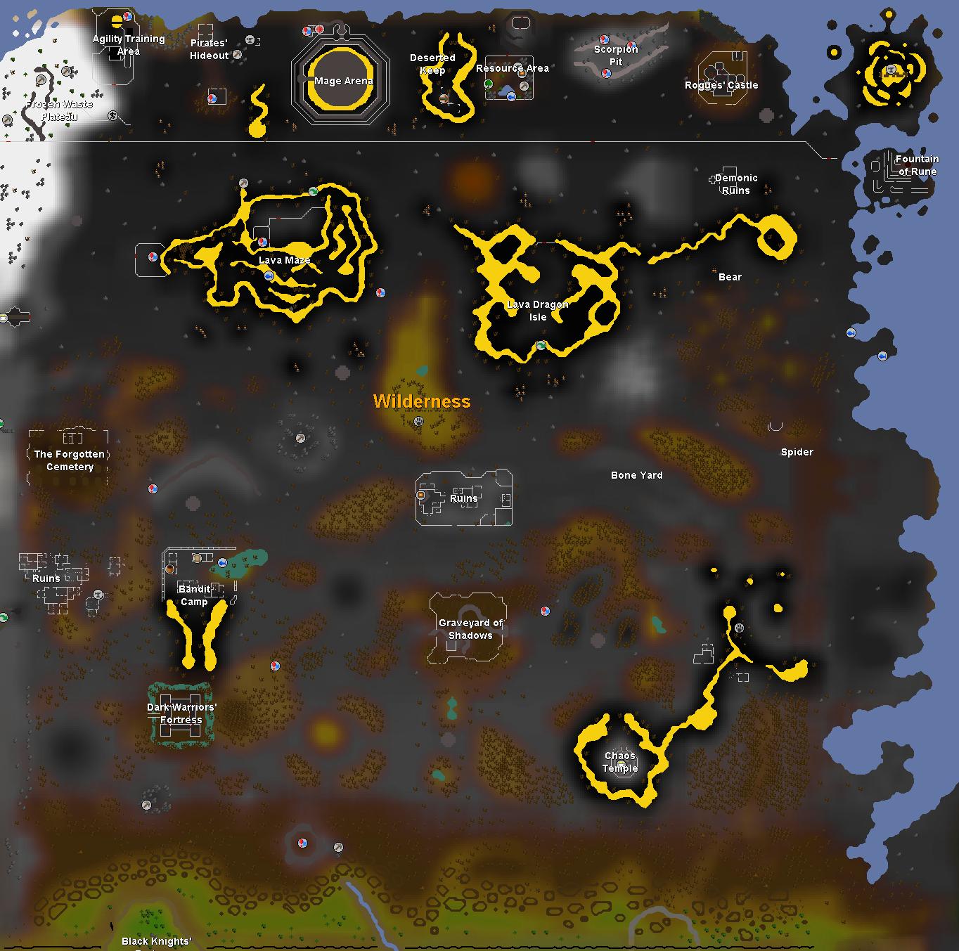 Mining runite ore | Old School RuneScape Wiki | FANDOM powered by Wikia