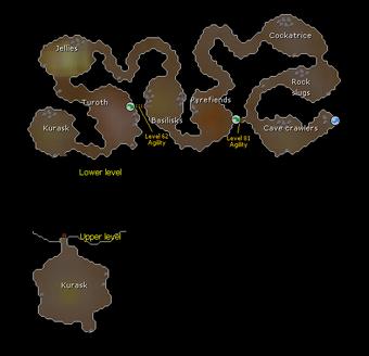 """Image result for rellekka dungeon osrs"""""""