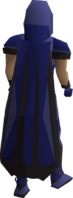 Graceful cape (Agility Arena) equipped