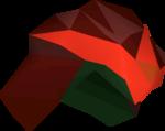 Zamorak coif detail