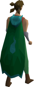 Imbued guthix cape equipped