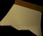 Shorts (yellow) detail