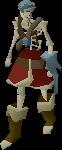 Skeleton thug