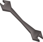 Wrench detail