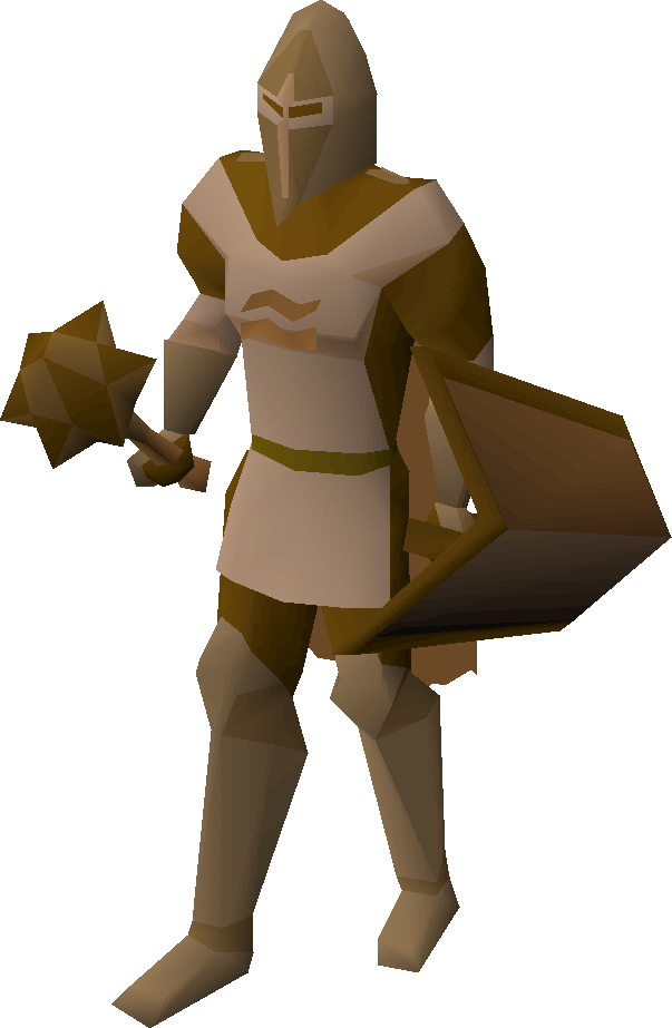 Earth Warrior Champion