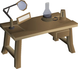 How To Make A Crafting Table  In Runescape