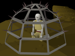 Half-soulless cage