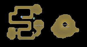 Kalphite Lair map