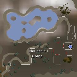 Mountain Camp map