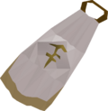 Bandos cloak detail