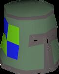 Adamant helm (h3) detail