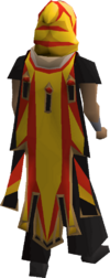 Fire max cape equipped v1